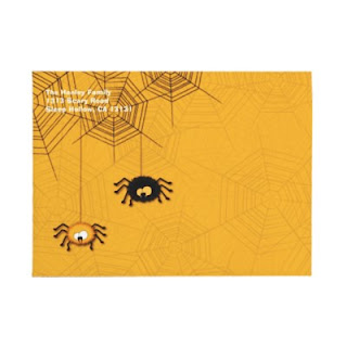 Printable Halloween Envelopes