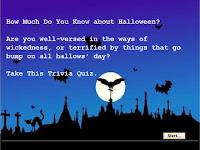 Halloween Quiz Trivia