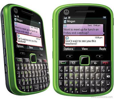 Motorola Grasp WX404 User Manual