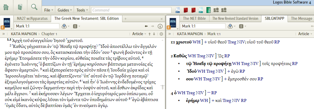biblical studies and technological tools 2010