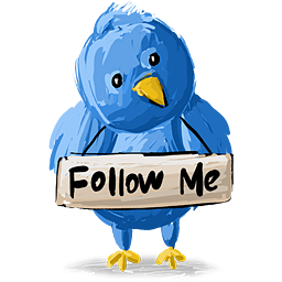 how to follow on twitter