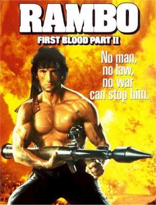 Rambo 2 A Missão – Dublado – Filme Online