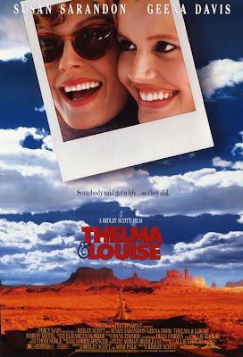 Filme Poster Thelma & Louise DVDRip RMVB Legendado