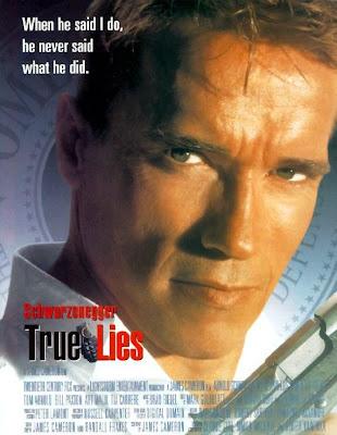 Filme Poster True Lies DVDRip RMVB Dublado