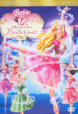 Download Barbie Em As 12 Princesas Bailarinas (Avi)