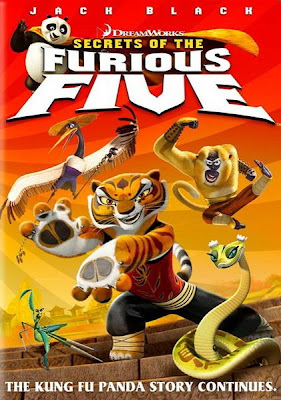 Kung Fu Panda: O Segredo Dos Cinco Furiosos