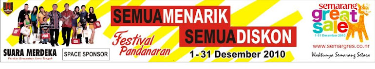 SEMARANG GREAT SALE 2010