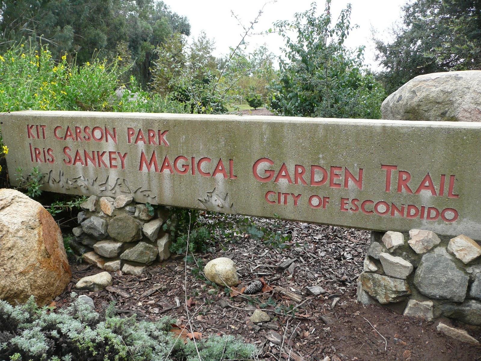 Life At 55 Mph Queen Califia 39 S Magical Circle Garden In Escondido California Click Here For