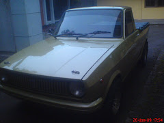 DIJUAL DATSUN antik '67 READY, BER AC, tape, TV...SIPP