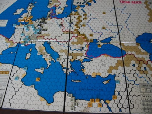 Map and counters tahgc third reich 4th ed 19741981 the movement rules for third reich because of the specialized but intertwined missions conducted by the various types of combat units in the game are altavistaventures Images