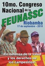 X CONGRESO NACIONAL FEUNASSC