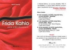 Frida Kahlo por Marli Bastos