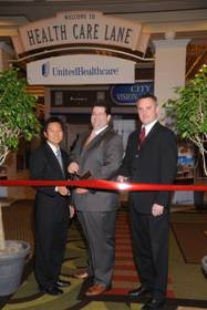 United Health Care opens first health care city