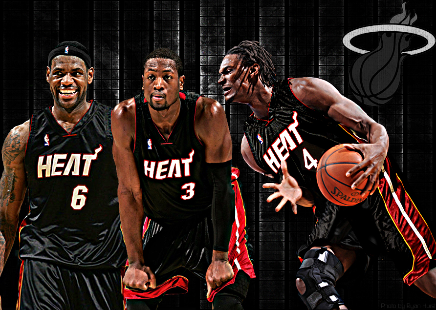 miami heat wallpaper for android