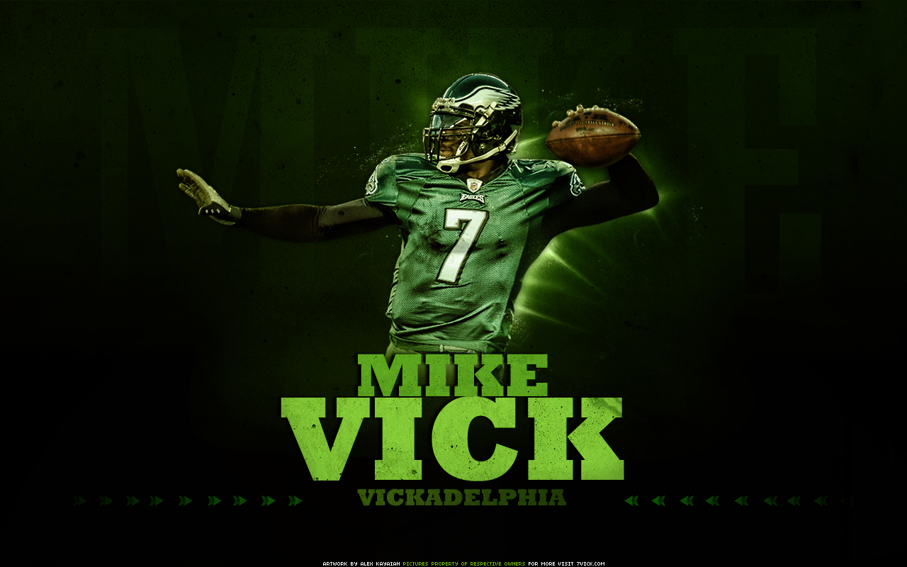 Nfl Wallpapers Philadelphia Eagles Michael Vick