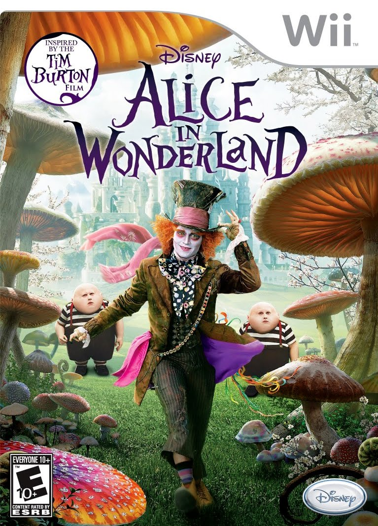 alices adventures in wonderland games