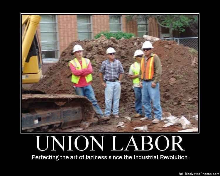 union losers