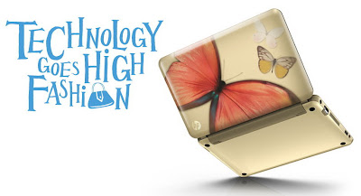 HP Mini 210 Vivienne Tam Butterfly Lovers Edition Netbook Review