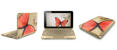 HP Mini 210 Vivienne Tam Butterfly Lovers Specification and Price