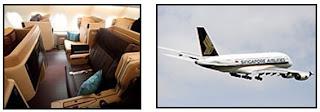 SIA airplane