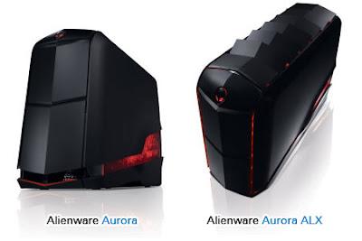dell alienware aurora ALX