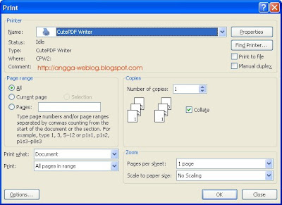 Free PDF Writer – Word To PDF - Create PDF Files From Any File Formats