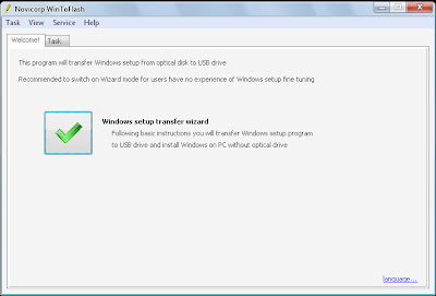 Create bootable Windows Setup on USB Flash - Picture