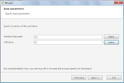 Create bootable Windows Setup on USB Flash - Picture 2