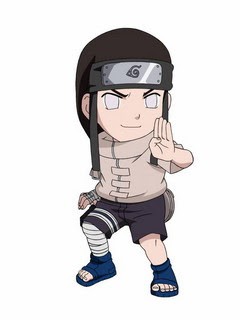 Samsung Corby Naruto Wallpapers - Neji