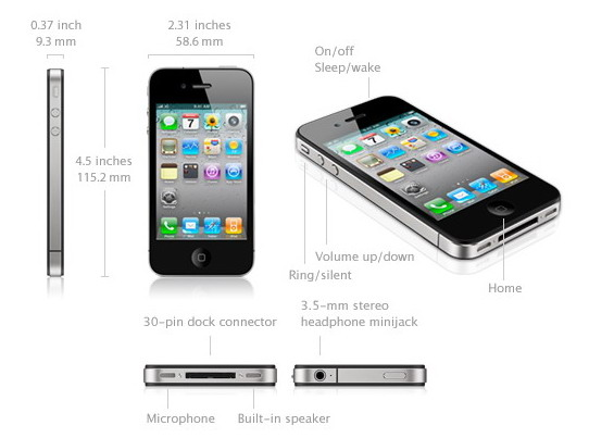 iphone 4 technical specifications Apple iphone 5 full specifications and features, apple iphone 5 smartphone with 400-inch 640x1136 display powered by 13ghz processor alongside 1gb ram and 8-megapixel rear camera, apple iphone 5 smartphone.