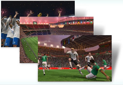 EA Sports World Cup 2010 Theme for Windows 7