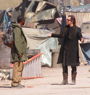 Denzel Washington and Gary Oldman - Book of Eli