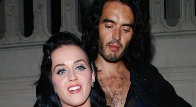 Russell Brand le pide matrimonio a Katy Perry