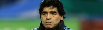 Maradona lanzará su propio canal de televisión e internet