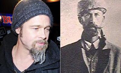 La misteriosa barba de Brad Pitt y tiene razón de ser