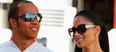 Hamilton se separa de Nicole Scherzinger