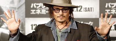 Johnny Depp muerto y resucitado