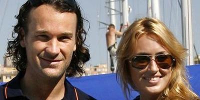 Carolina Cerezuela y Carlos Moyá esperan su primer hijo
