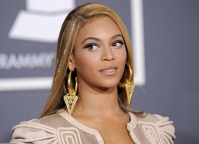 Beyoncé en la 52° Entrega de los Grammy Awards 2010
