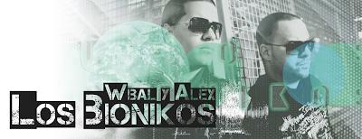 Wibal y Alex regresan al reguetón con el disco Los Bionikos
