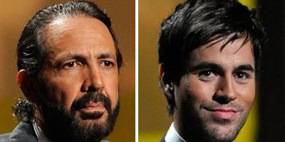 Enrique Iglesias graba  tema a dúo con Juan Luis Guerra
