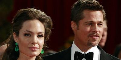 Brad Pitt y Angelina Jolie demandan tabloide por reporte de separación