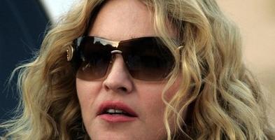 Madonna llega a Río acompañada de Jesús Luz