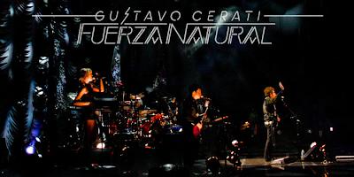 Gustavo Cerati regresa a Venezuela para descargar toda su