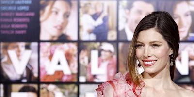 Jessica Biel se enamoró de Julia Roberts