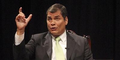 Rafael Correa fue sometido a una operación en La Habana