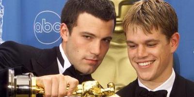 Ben Affleck y Matt Damon juntos de nuevo
