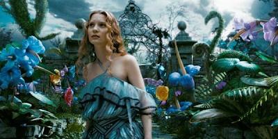 Alicia en el país de las maravillas se mantiene en el número uno de la taquilla