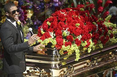 El entierro de Michael Jackson será el 31 de agosto
