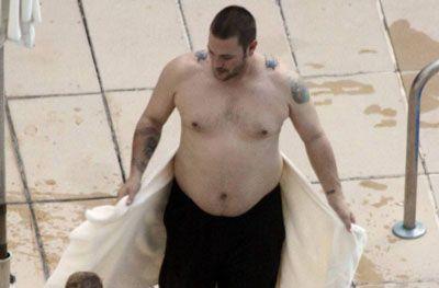 Kevin Federline entra a reality para bajar de peso
